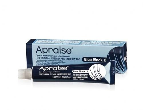 APRAISE BLUE BLACK No 2 - Eyelash & EyeBrow Tint 20ml